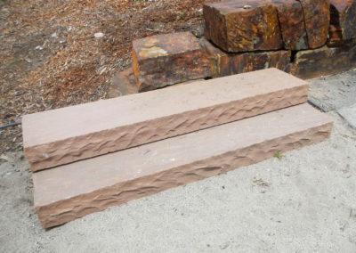 Saddlehorn treads 4824