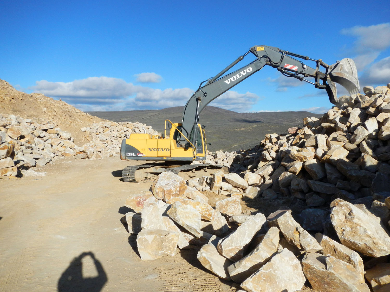 Sandstone quarry 17809