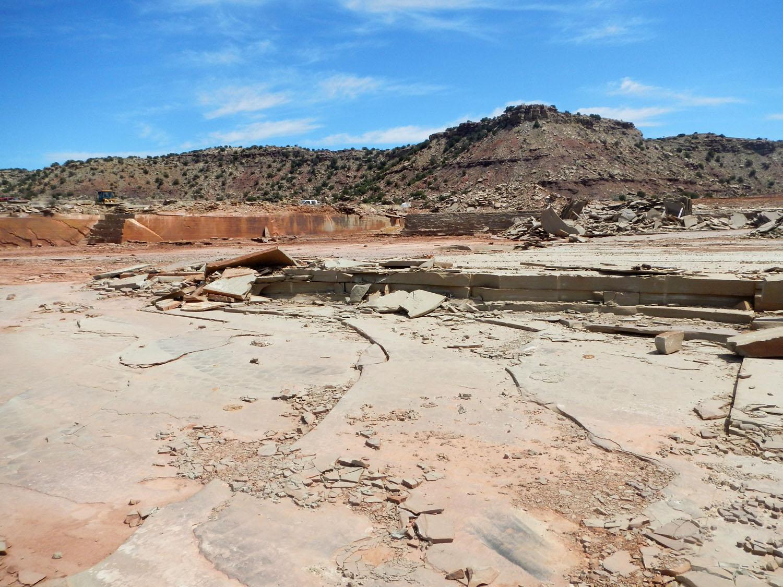 Sandstone quarry 17938