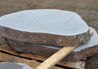 Pipestone sawn slabs 8100