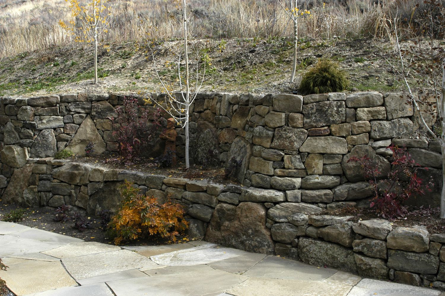 Flatwillow Moss Rock Dry Stack 2599