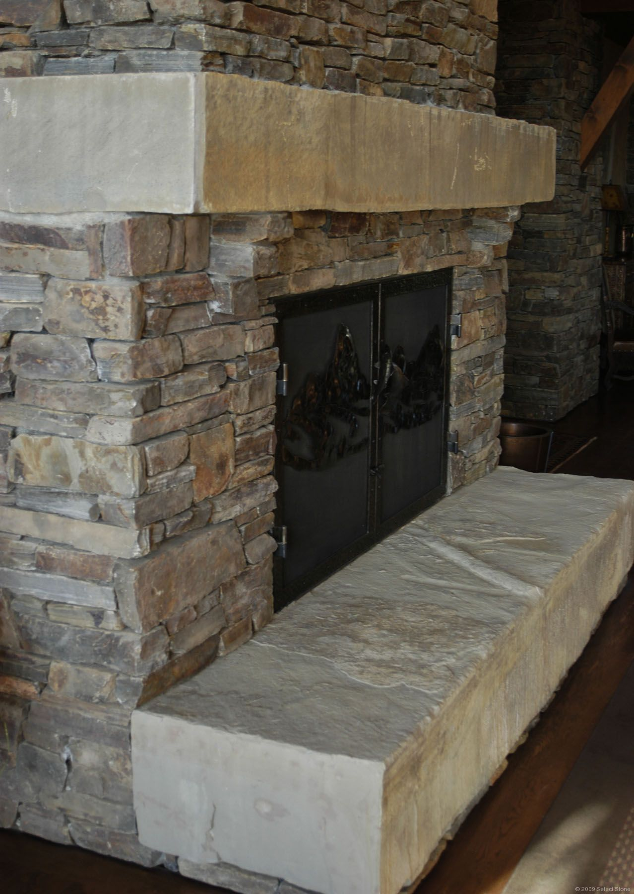 Frontier 174 Slabs Select Stone